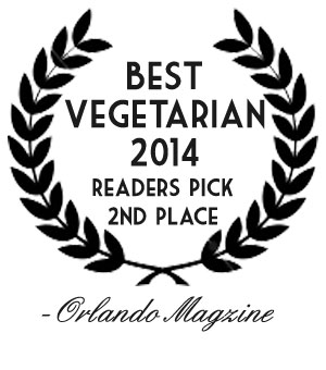 Best Veg Restaurant 2014