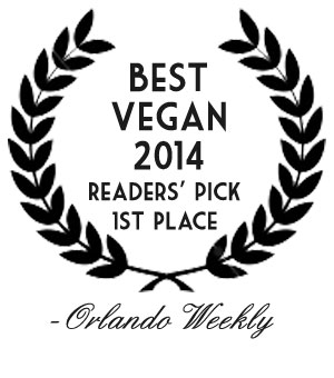 Best Vegan Restaurant 2014